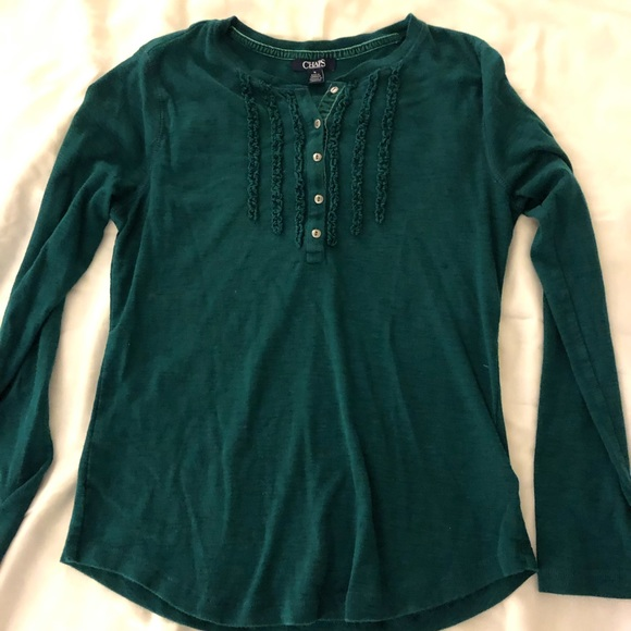 Chaps Tops - Long sleeved shirt